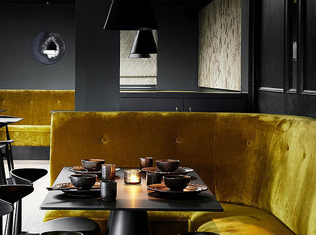 Деспина Кертис (Despina Curtis): ресторан Zheng в Лондоне