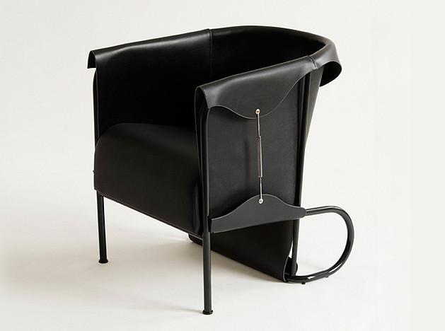 MILAN DESIGN WEEK: опасное кресло Глена Багхерста