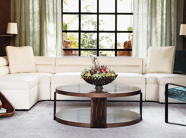 Baker: американский мебельный люкс