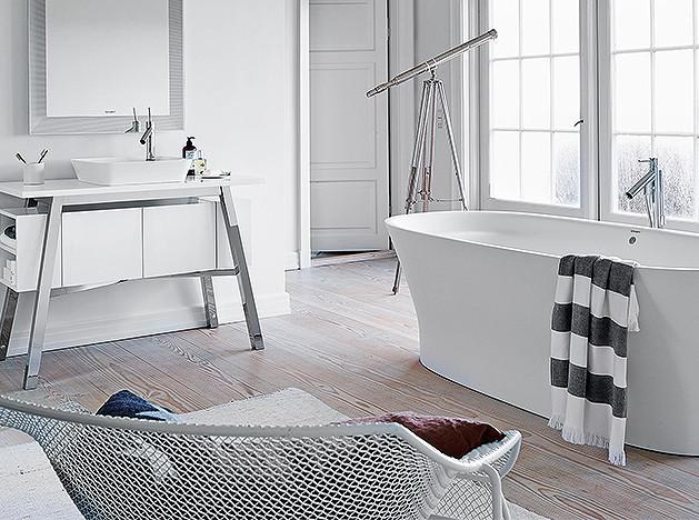 Duravit: авторский и долговечный дизайн для ванных комнат