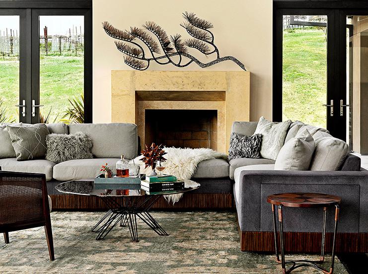 Мебель McGuire: история одного американского бренда