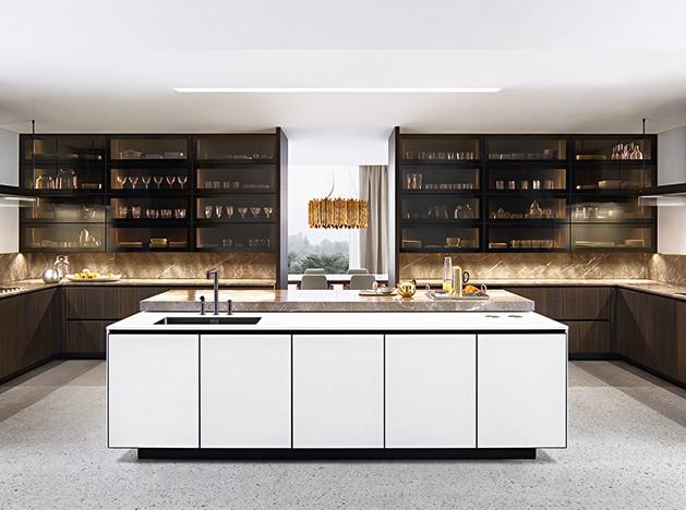 Varennа: кухни для роскошной жизни