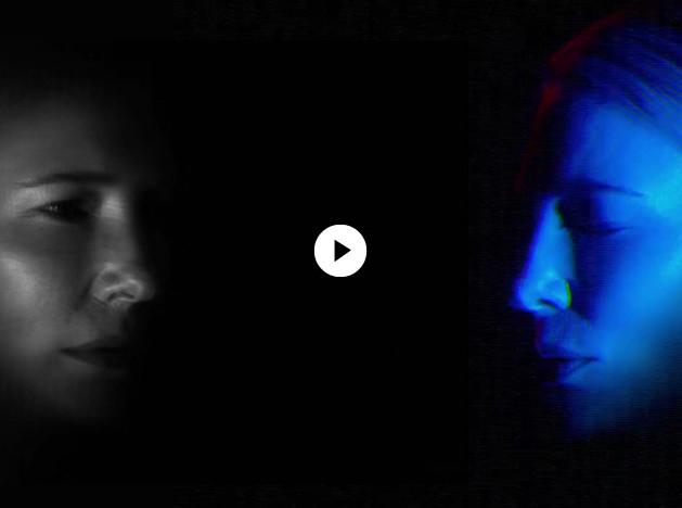 Massive Attack: исчезающее лицо Кейт Бланшетт