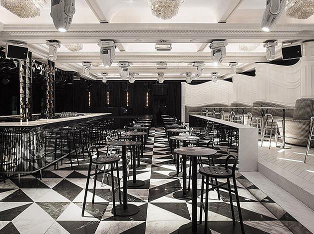 В оперу на танцы: клуб Mascara в Софии