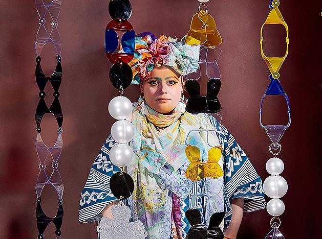 Бетан Лаура Вуд: вдохновленная цветом