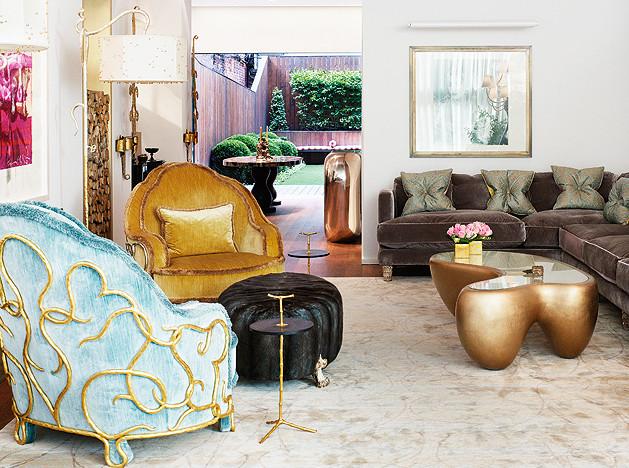 Фрэнсис Султана (Francis Sultana): любимый декоратор миллионеров