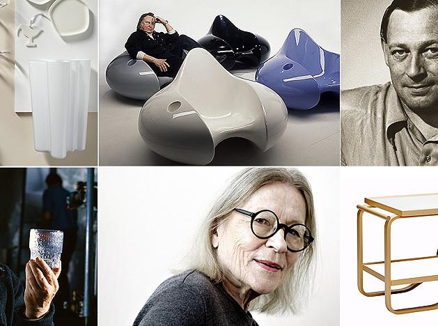 Юкка Саволайнен: 5 знаковых фигур финского дизайна
