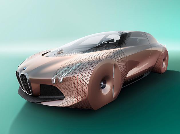 BMW Group отмечает столетие: 3 автомобиля будущего