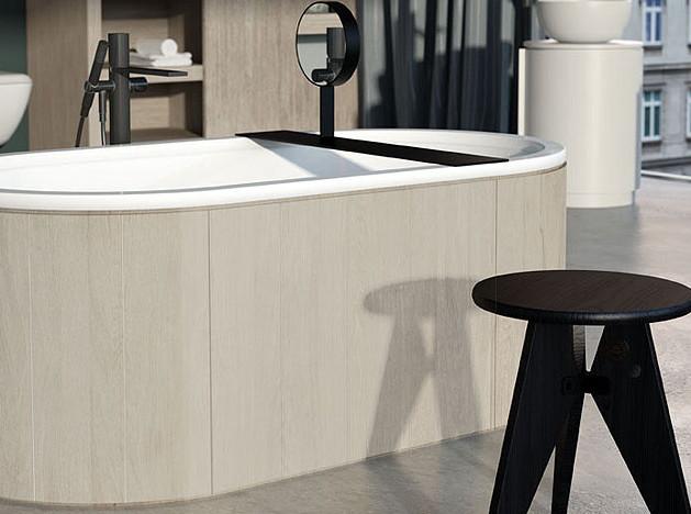 Ванная комната с гибкими решениями от Сielo