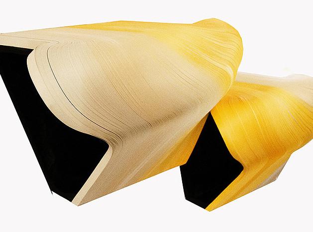 Dilmos Milano: силикон, полимеры, терракота и слоеный картон