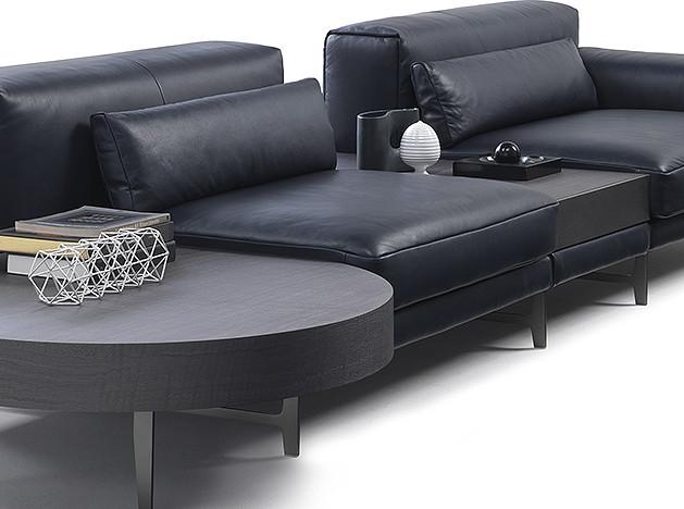 Диван Ido от Мауро Липпарини: современный предмет для гостиных