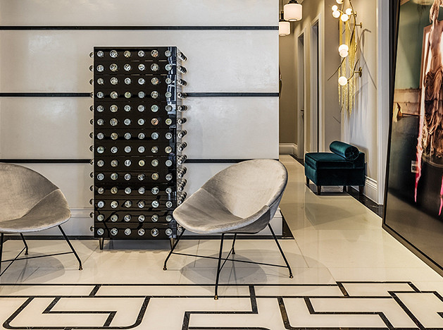 Nilufar Gallery: квартирная выставка art&design