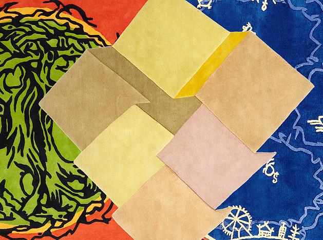 Nodus: ковры от европейских дизайнеров