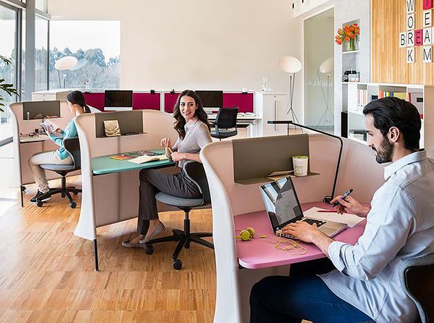 Orgatec 2016: выставка офисной мебели и оборудования в Кельне