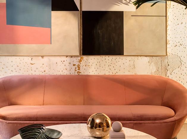 Spazio Rossana Orlandi: четыре комнаты Sé