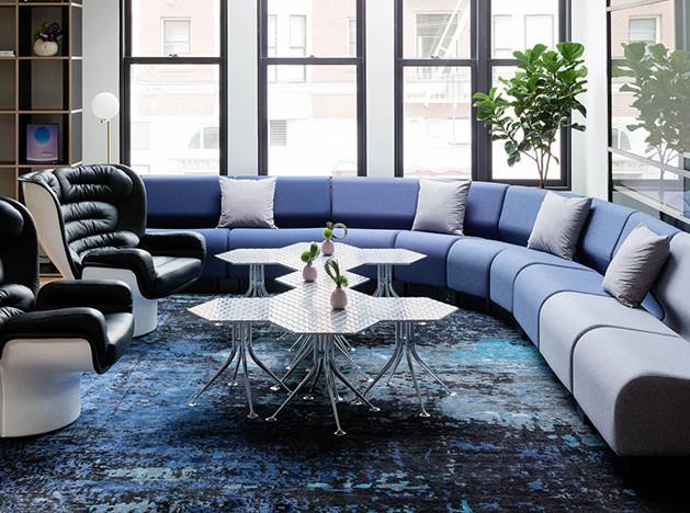 Ив Беар в Силиконовой долине: коворкинг-офис для карьеристов
