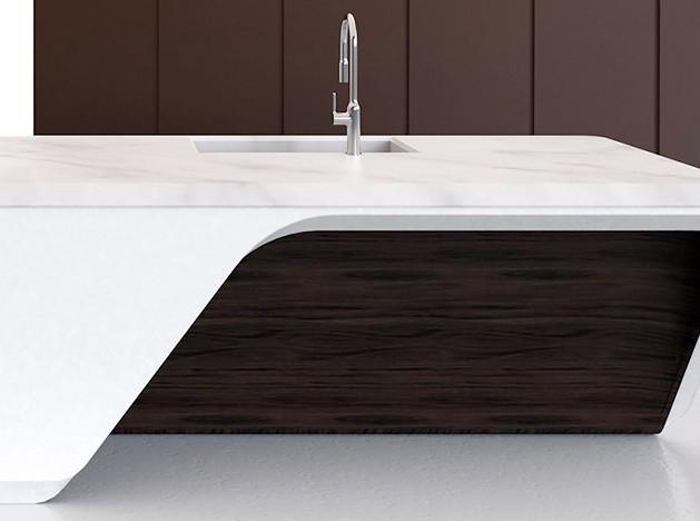 Zaha Hadid Design: новая кухня для Boffi
