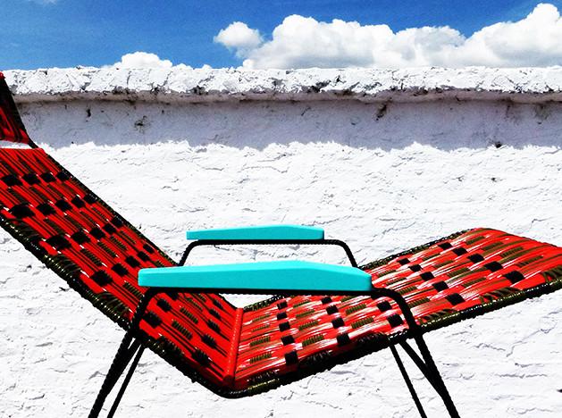 Marni Ballhaus: колумбийские пляски, заключенные и кресла-качалки