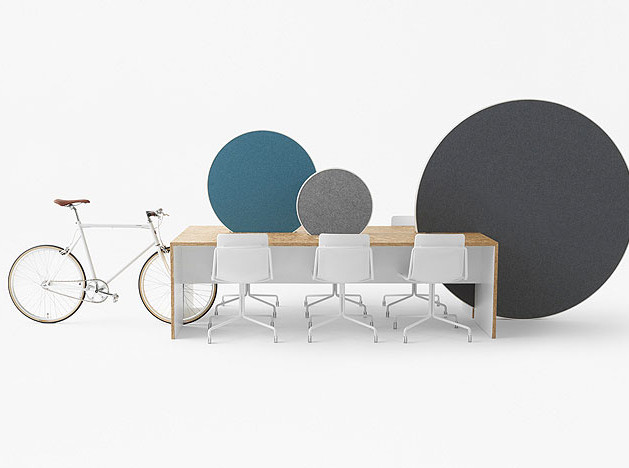 Nendo на выставке Orgatec 2016: офис без углов