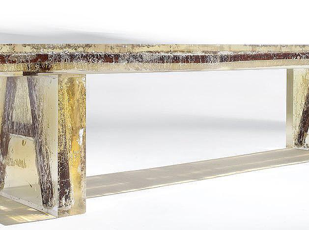 Design Miami/Basel 2016: мебель в смоле