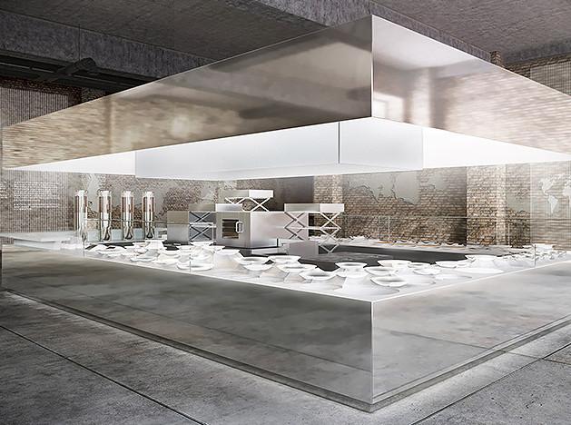 DESIGN MIAMI 2016: архитектор Оле Шеерен и кухня для всех