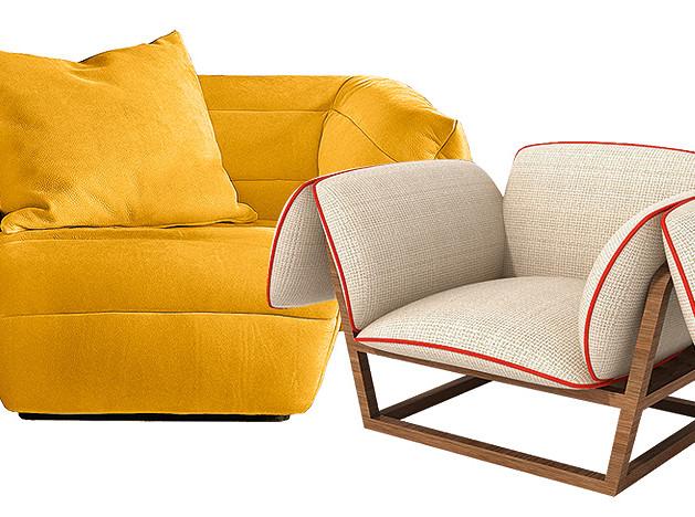 Bulk: тактильные кресла