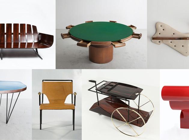 Бразильские модернисты