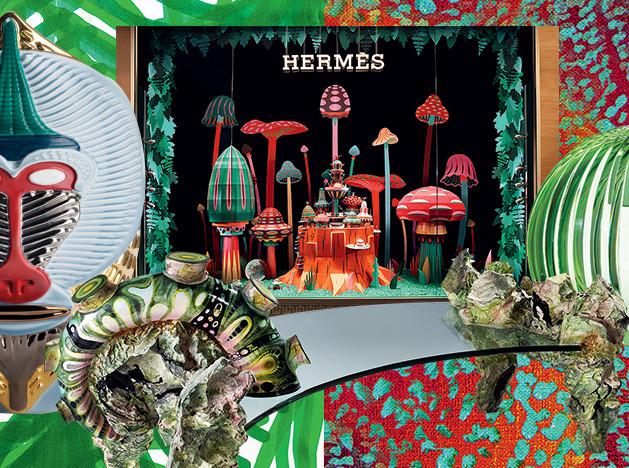 Psycho Tropics: вкус и цвет кислотных джунглей