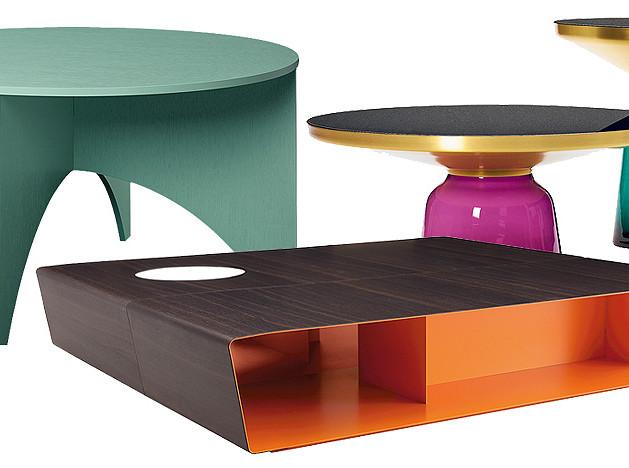 Мебель для модных интерьеров: столики