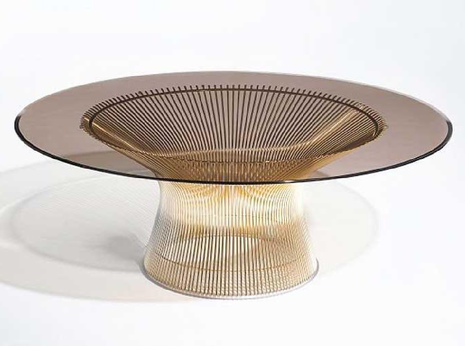 iSALONI 2016: золотая мебель Knoll