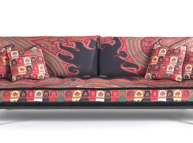Etro Home Interiors: мебель для номадов
