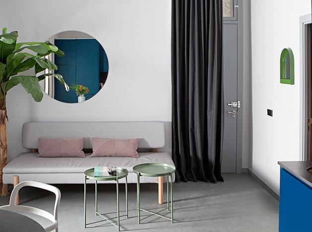 Plutarco: квартира для студентов