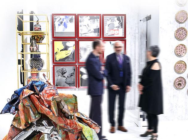 Пять звезд выставки Collective design в Нью-Йорке