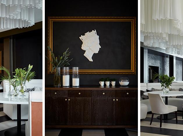 Дарья Колесова: лобби отеля «Брайтон»