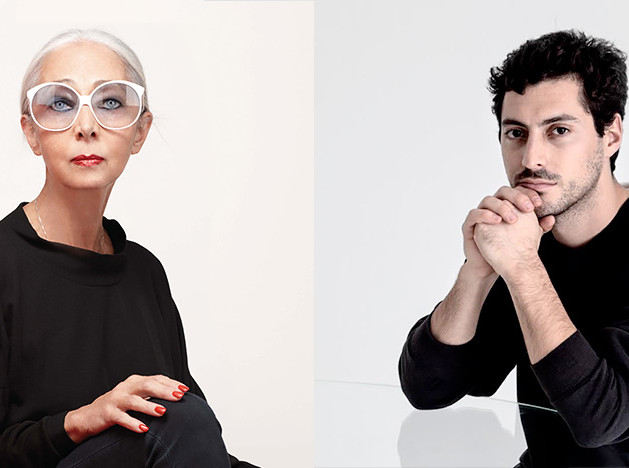Rising Talents Awards: Россана Орланди и Гульельмо Полетти