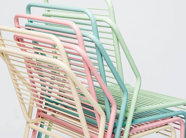 Практичные стулья Александра Жуковского