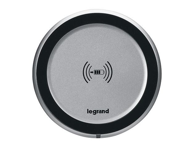 Беспроводные зарядные устройства Legrand