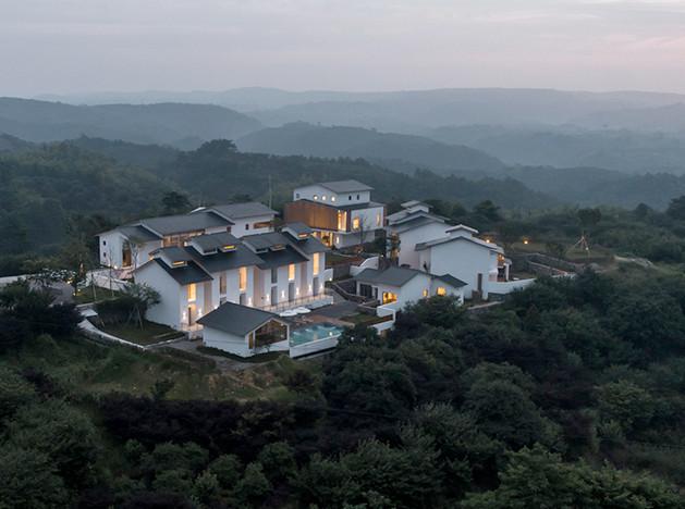 Отель Lost Villa в Китае: природа и баланс