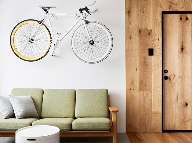 Tsai Design: маленькая и эргономичная квартира в Мельбурне