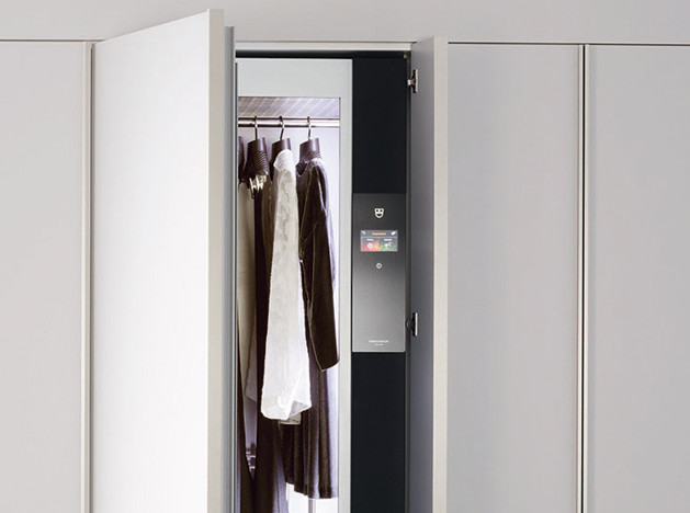 V-Zug: система по уходу за одеждой