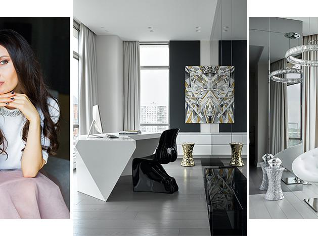 Наталья Белугина: квартира для молодой пары