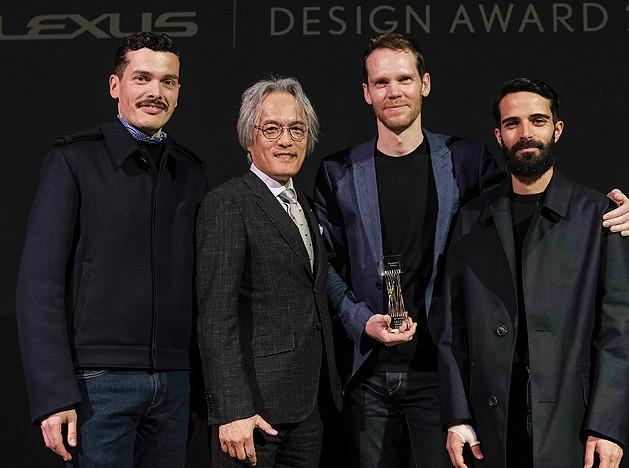 Конкурс Lexus Design Award 2018 и его победители