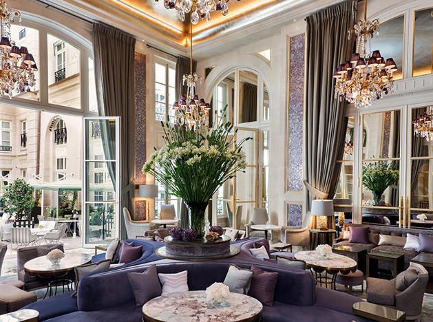 Hôtel de Crillon: самый роскошный отель Парижа