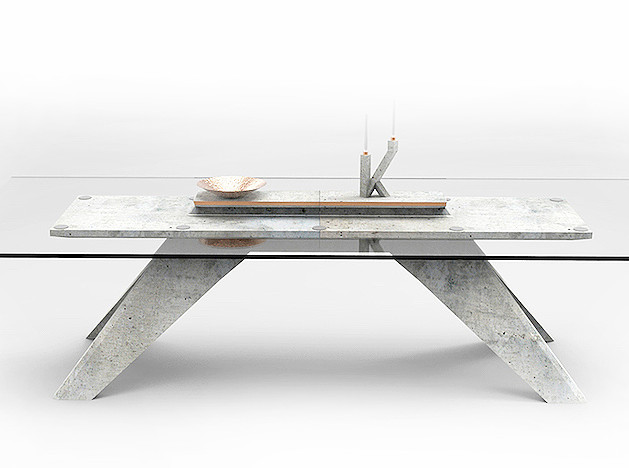 Реабилитация бетона: Джимми Делатур в Galerie Armel Soyer