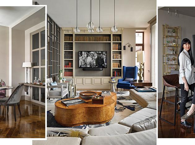 Sisters' Design: квартира коллекционера