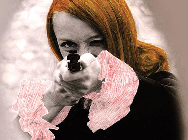 Ники де Сент-Фалль: феминистский бунт