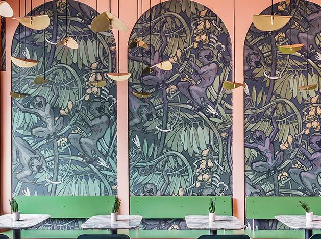 «Арт-бюро 1/1»: тропическая эклерная