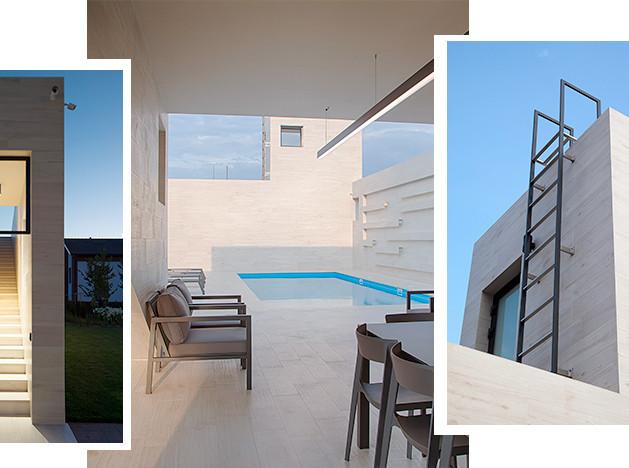 Spirin Architects: летний павильон под Саратовом
