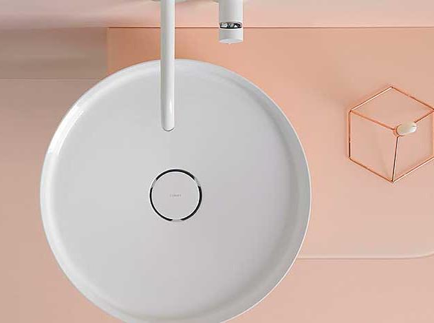 Арик Леви для Inbani: ванная в розовом цвете