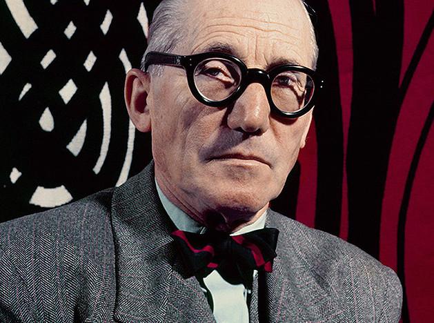Ле Корбюзье на фотографиях Вилли Риццо